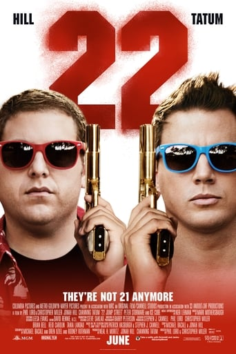 Poster of 22 Jump Street