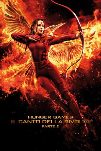 Poster of Hunger Games: Il canto della rivolta - Parte 2