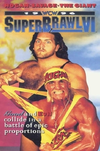 Poster of WCW SuperBrawl VI