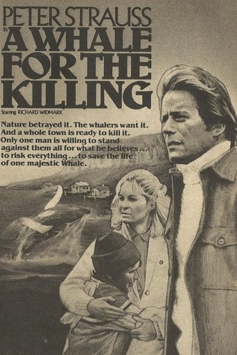 Poster of A Whale for the Killing