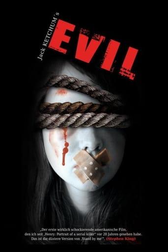 Filmplakat von Jack Ketchum's Evil