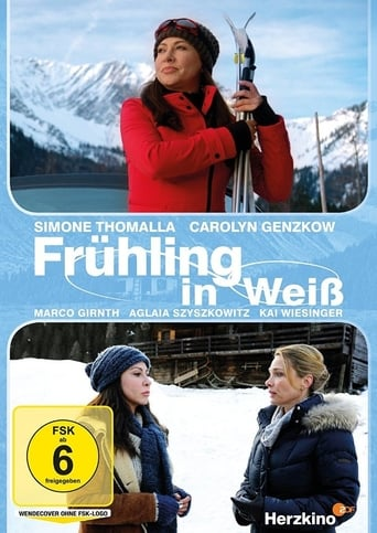 Poster of Frühling in Weiß