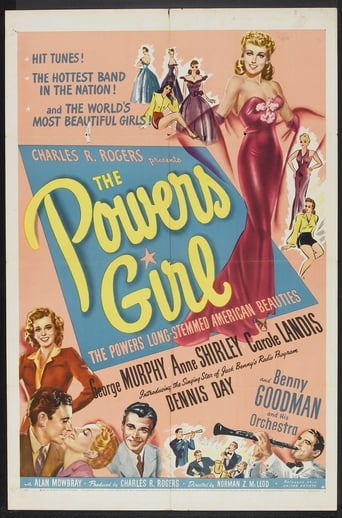 Poster of The Powers Girl