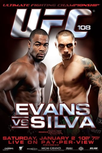 Poster of UFC 108: Evans vs. Silva