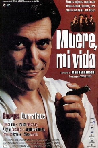 Poster of Muere, mi vida