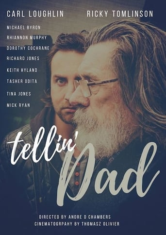 Poster of Tellin' Dad