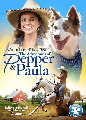 Poster of The Adventures of Pepper and Paula
