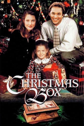 Poster of The Christmas Box