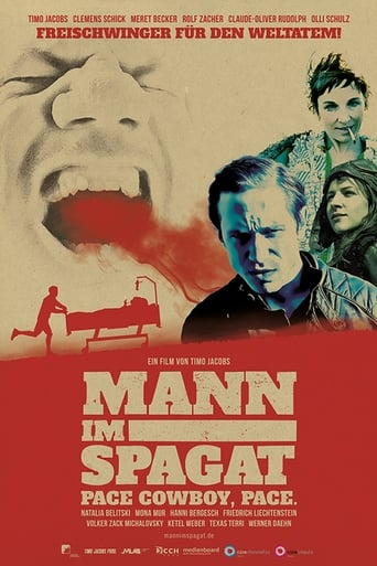 Poster of Mann im Spagat (Pace Cowboy, Pace)