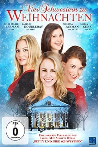 Poster of The March Sisters at Christmas