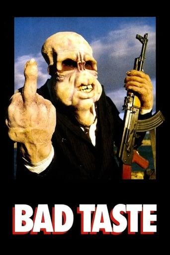 Poster of Bad Taste - Vesmírní kanibalové