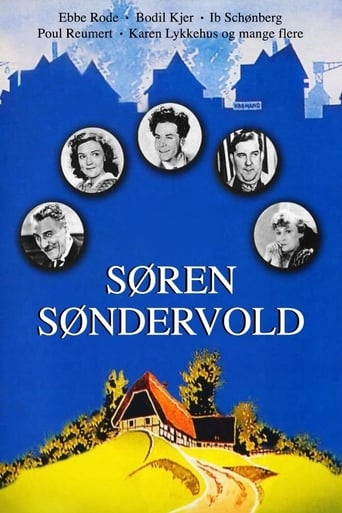 Poster of Søren Søndervold