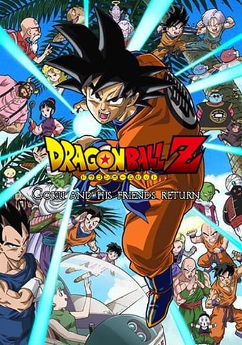Poster of Dragon Ball: Yo! Son Goku and His Friends Return!!