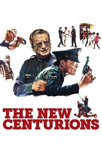 Poster of The New Centurions