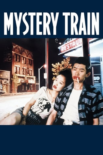 Poster of Mystery Train