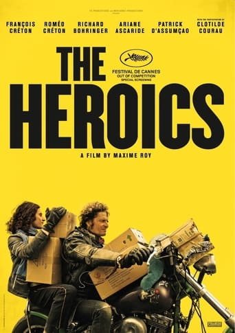 Poster of The Heroics