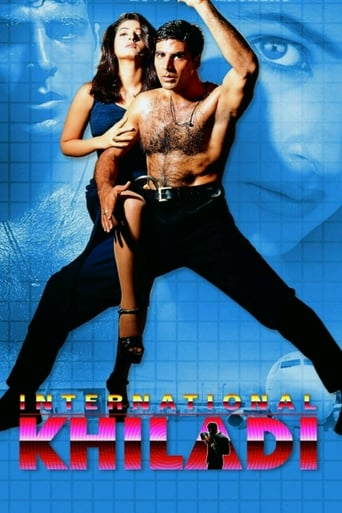 Poster of International Khiladi