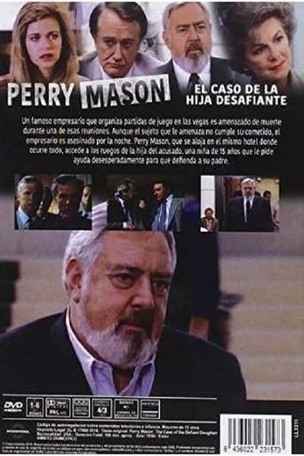 Poster of Perry Mason: Una ragazza intraprendente