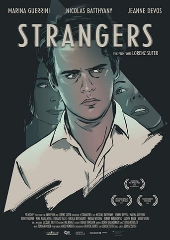 Poster of Strangers