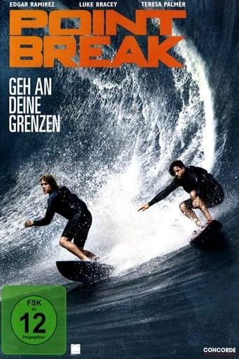 Filmplakat von Point Break