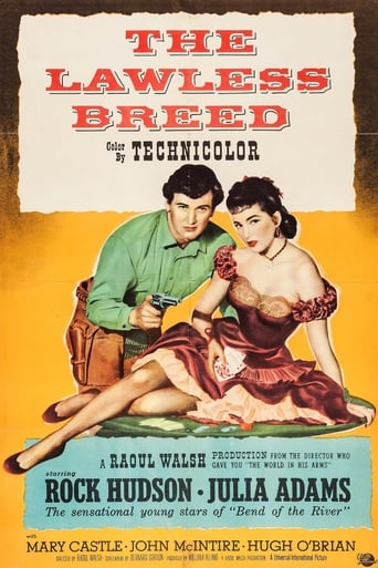 Poster of The Lawless Breed