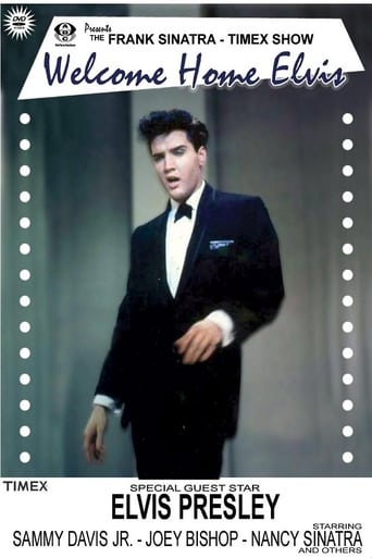 Poster of Frank Sinatra Show: Welcome Home Elvis