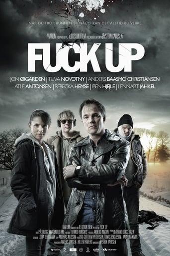 Fuck up!