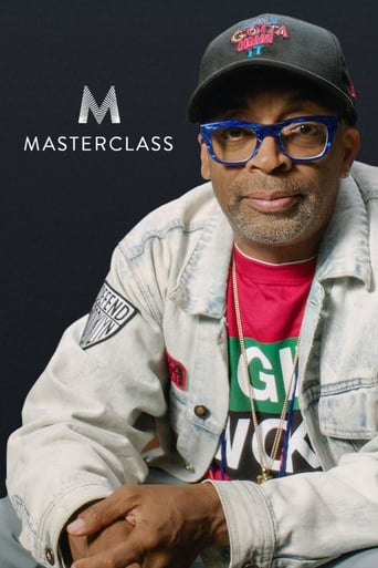 Poster of Spike Lee Teaches Independent Filmmaking