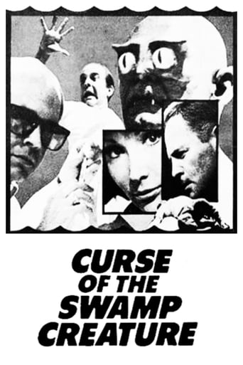 Poster of Curse of the Swamp Creature
