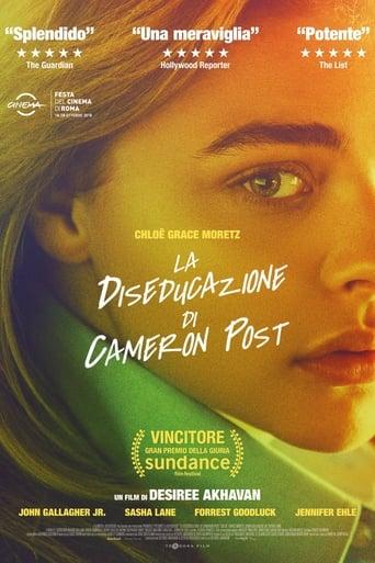 Poster of La diseducazione di Cameron Post