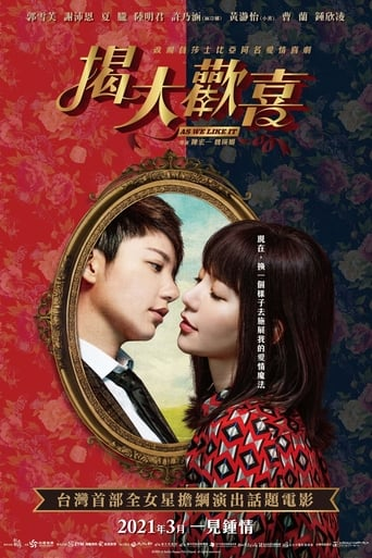 Poster of As We Like It