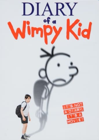 Poster of Diary of a Wimpy Kid