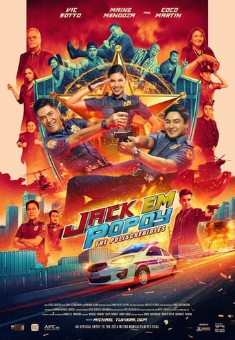 Poster of Jack Em Popoy: The Puliscredibles