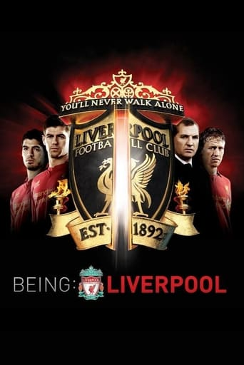 Poster of Being: Liverpool