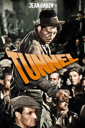 Poster of Le Tunnel