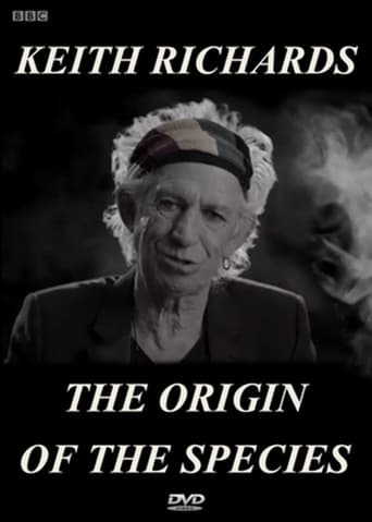 Poster of Keith Richards - The Origin of the Species