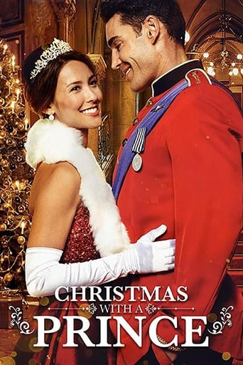 Poster of Christmas with a Prince
