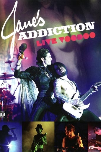 Jane's Addiction: Live Voodoo