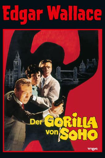Poster of Edgar Wallace - Der Gorilla von Soho