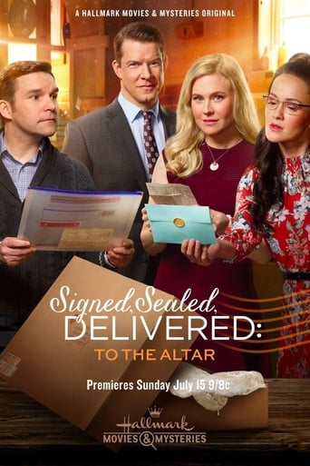 Poster of Signed, Sealed, Delivered: To the Altar