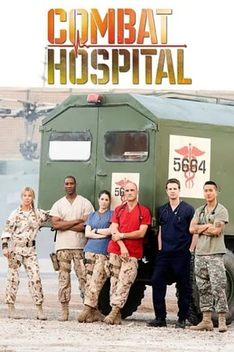 Poster of Combat Hospital