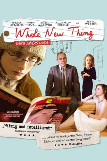 Whole New Thing poster
