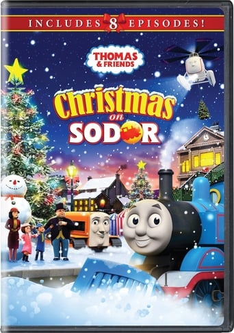 Poster of Thomas & Friends: Christmas on Sodor