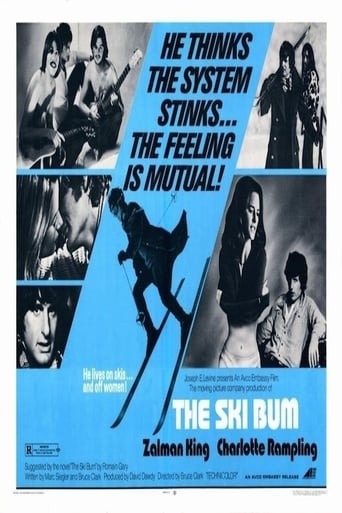 Poster of The Ski Bum
