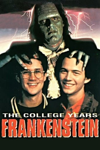 Poster of Frankenstein: The College Years