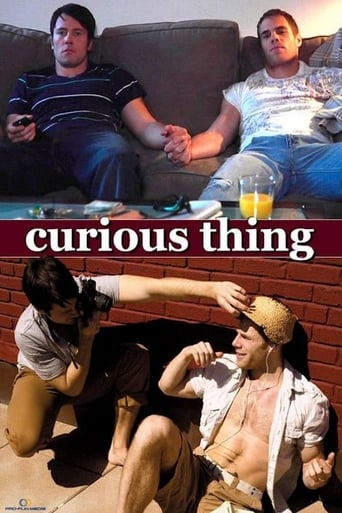 Poster of Curious Thing