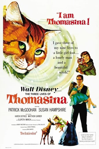 Poster of The Three Lives of Thomasina