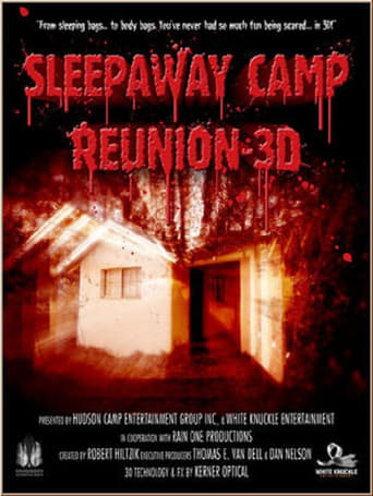 Poster of Sleepaway Camp Reunion