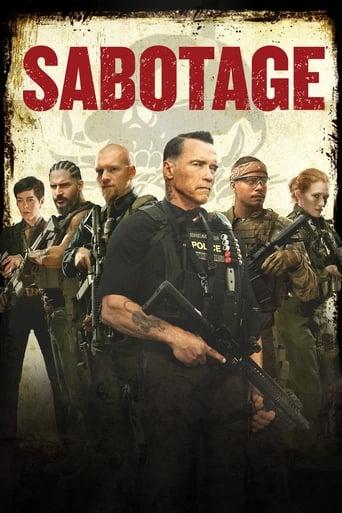Poster of سابوتاژ