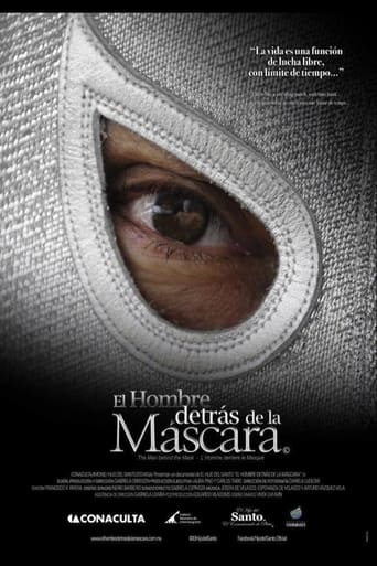 Poster of The Man Behind the Mask